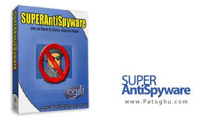 نرم افزار قدرتمند ضد جاسوسی SUPER AntiSpyware Professional v4.48.1000