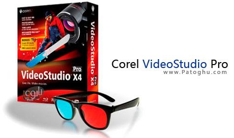 ویرایش و میکس حرفه ای فایلهای ویدیویی با Corel VideoStudio Pro X4 v14.0.0.342 Multilingual