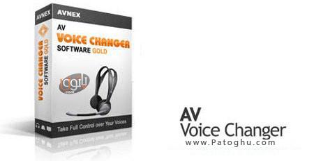 تغییر پیشرفته صدای شما – AV Voice Changer Software Gold Edition 7.0.37