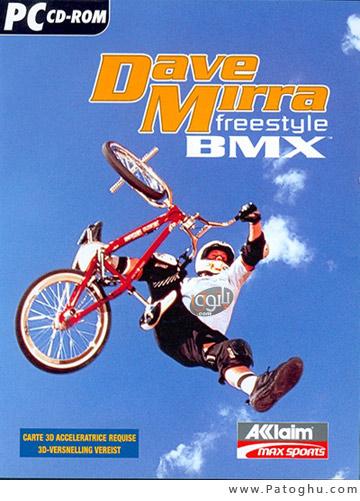 دانلود بازی کامپیوتری دوچرخه سواری - Dave Mirra Freestyle BMX: Maximum Remix PC Game