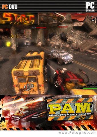 دانلود بازی ماشین جنگی کامپیوتر سال 2011 با Apocalyptic Mayhem RELOADEd 2011