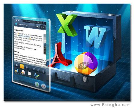 دانلود نرم افزار اجرای فایل های آفیس برای گوشی نوکیا ورژن 5 - Picsel Smart Office v1.2.7
