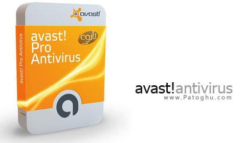 جدیدترین نسخه آنتی ویروس معروف Avast Antivirus 6.0.1000 Full Till 2050 Pro