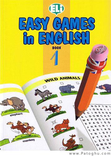 دانلود کتاب آموزش زبان انگلیسی به کودکان - Easy Games In English