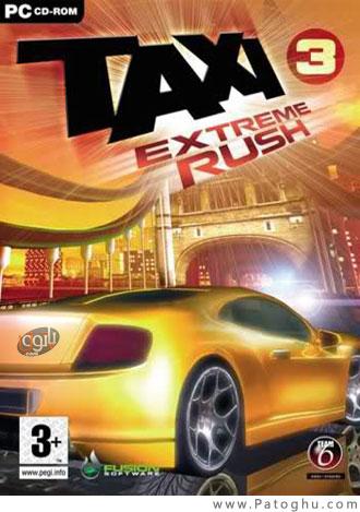 دانلود بازی یورش تاکسی Taxi 3 Extreme Rush ( نسخه قابل حمل )