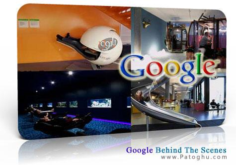 دانلود فیلم مستند شرکت گوگل و پشت صحنه آن - Google Behind The Scenes