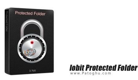 قفل گذاری روی فایل ها و پوشه ها با نرم افزار Iobit Protected Folder 1.0