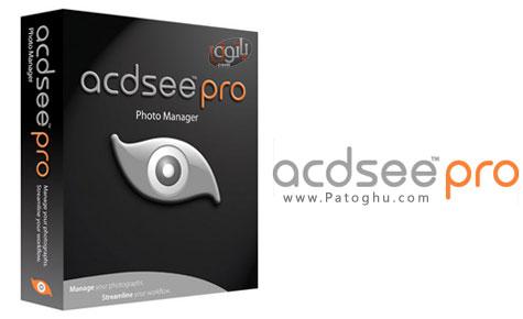 نسخه جدید و حرفه ای از مطرح ترین نرم افزار مدیریتی تصاویر دیجیتالی ACDSee Pro v4.0.198