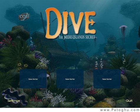 دانلود ازی ماجراجویی Dive The Medes Islands Secret