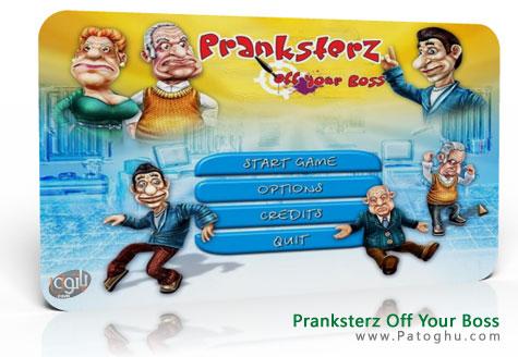 دانلود بازی جدید زیبای همسایه جهنمی 3 برای کامپیوتر - Pranksterz Off Your Boss