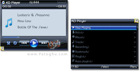 دانلود ویندوز مدیا پلیر 11 برای موبایل با فرمت جاوا Windows Media Player 11 Java