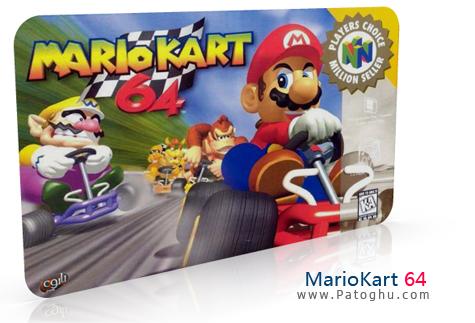 بازی جدید و مهیج ماریو ماشین سوار – Mario Kart 64