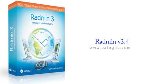 یکی از بهترین نرم افزارهای مدیریت از راه دور بر سیستم های شبکه Radmin 2009 3.3