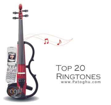 Top 20 Ringtones 2010