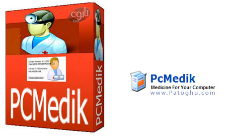نرم افزار بهینه ساز و افزایش سرعت سیستم PCMedik 6.2.22.2010
