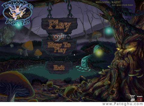 دانلود بازی فکری پری دریاچه برای کامپیوتر - Pixie Pond