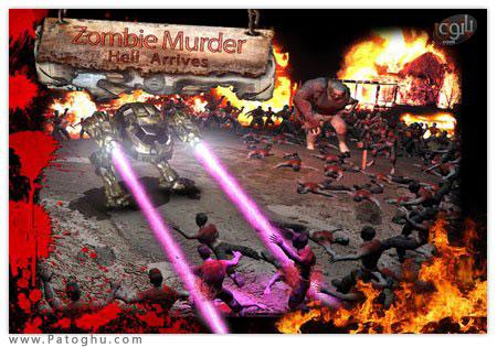 بازی جدید نابود کردن زامبی های جهنمی برای کامپیوتر - Zombie Murder Hell Arrives