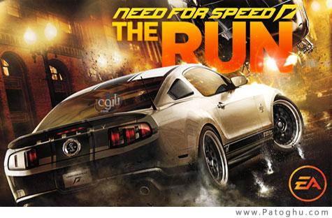 دانلود دمو و تریلر بازی جدید و زیبای نید فور اسپید ران - Need For Speed the Run