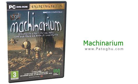 دانلود بازی فکری و ماجرایی عصر ماشین برای کامپیوتر - Machinarium