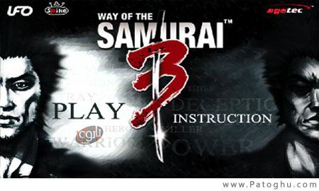 دانلود بازی سامورایی 3 برای آندروید موبایل - Way Of Samurai 3 v1.0.1