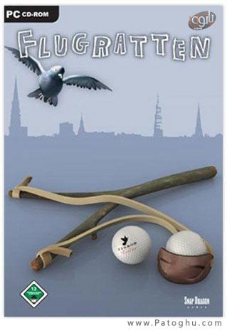 دانلود بازی پرنده آزاری Flugratten 2011 برای کامپیوتر
