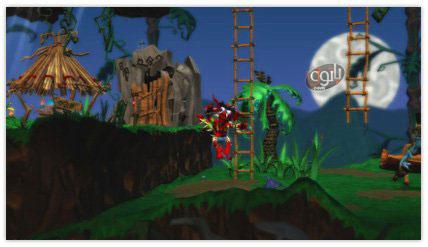 دانلود بازی جذاب و خنده دار Ancients of Ooga 2011