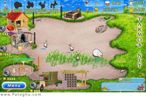 دانلود بازی فارم فرنزی 2 برای گوشی های آیفون - Farm Frenzy 2