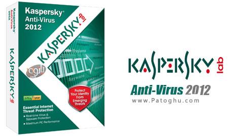 نسخه جدید آنتی ویروس قدرتمند کاسپراسکای Kaspersky Anti-Virus 2012 12.0.0.374 Final