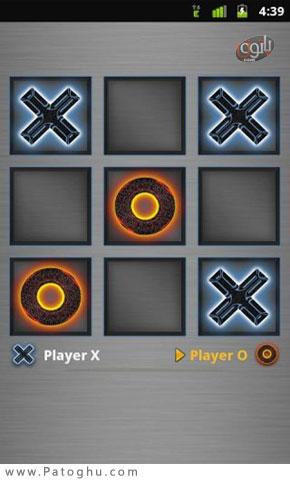 دانلود بازی دوز آندروید Tic Tac Toe 2.2.1