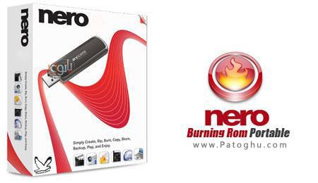 دانلود نسخه جدید نرو 10 - Nero Burning Rom v10 Portable