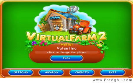 تجربه مزرعه داری و کشاورزی با بازی زیبای Virtual Farm 2