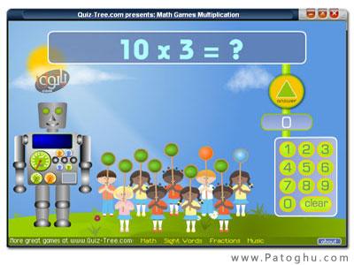 دانلود بازی آموزش ریاضی برای کودکان Juegos Educativos