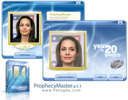 مشاهده چهره خود در ۲۰ سال آینده با ProphecyMaster.v.1.1