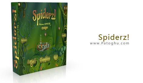 دانلود بازی جذاب عنکبوت های شیطان Spiderz Puzzle PC Game