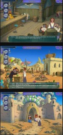 دانلود بازی زیبا و ماجرایی سندباد - Sinbad In Search of Magic Ginger v1.0