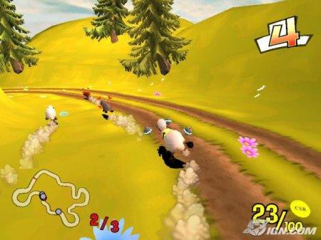 دانلود بازی جذاب و بسیار مهیج رالی گوسفند ها - Champion Sheep Rally