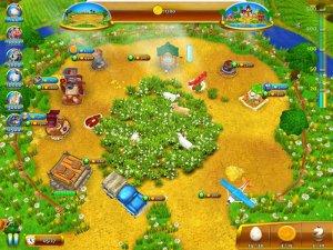 دانلود بازی اعتیاد آور و جذاب مزرعه داری - Farm Frenzy 4