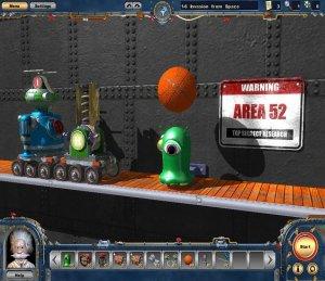 دانلود بازی بسیار جالب و استراتژیک Crazy Machines 2 Invaders from Space برای کامپیوتر