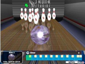 دانلود بازی کم حجم بولینگ Gutterball 2 برای PC