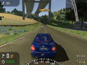 دانلود بازی نهایت سرعت و هیجان در اتومبیل رانی - Crash Time III