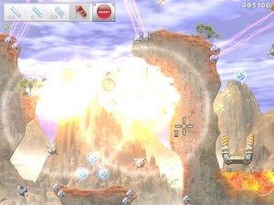 دانلود بازی کم حجم و مهیج اننقال بشکه های منفجره Barrel Mania برای PC