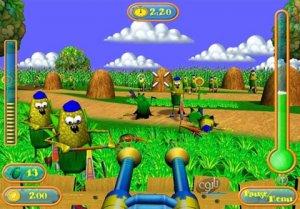 دانلود بازی کم حجم شلیک به میوه ها برای کامپیوتر - The Juicer 1.2 PC