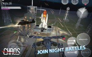 دانلود بازی هلیکوپتر جنگی برای اندروید C.H.A.O.S Tournament HD v5.3.2