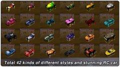 دانلود بازی خاطره انگیر REVOLT Classic Premium 3D v1.1.2 برای اندروید