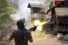 دانلود بازی رامبو برای کامپیوتر Rambo The Video Game