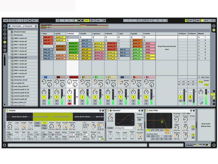 Ableton Live Suite 9.1.2