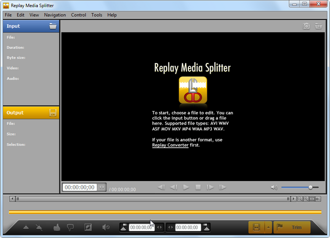 Applian Replay Media Splitter