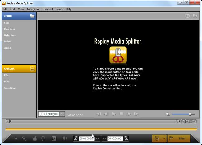 Applian Replay Media Splitter