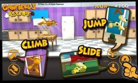 دانلود بازی فرار گارفیلد برای اندروید Garfields Escape