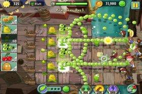 دانلود بازی گیاهان علیه زامبی ها 2 برای اندروید Plants vs Zombies 6.4.1